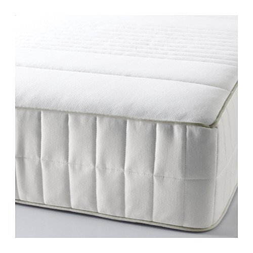 Ikea Myrbacka Latex Mattress Queen Size Medium Firm
