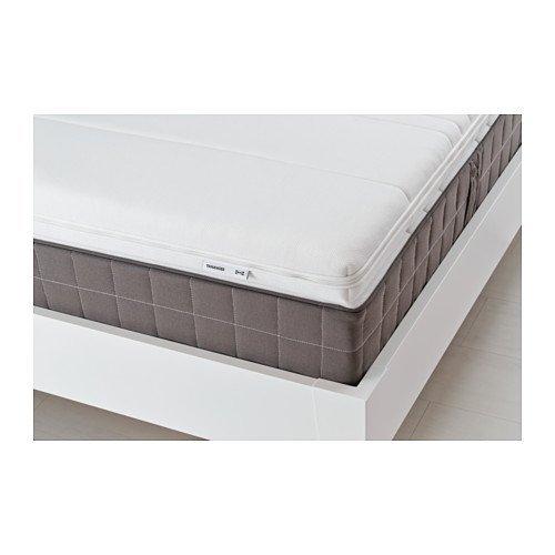 ikea tananger king size mattress topper white 1226292681818 - Ikea Full Size Mattress