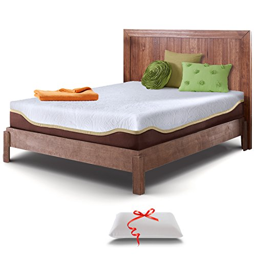 Live And Sleep Resort Elite King Size 10 Inch Firm