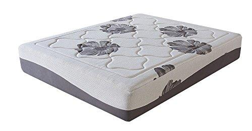 Olee Sleep 12 Inch I Gel Top Tencel Memory Foam Mattress