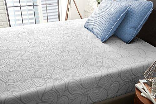 Purasleep 12 Quot Synergel Luxury Cool Comfort Memory Foam