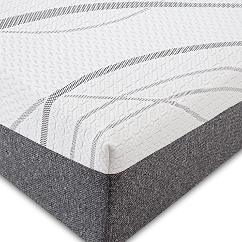 sleeplace 10 inch ultra comfort multi layer memory foam mattress full mattressima. Black Bedroom Furniture Sets. Home Design Ideas