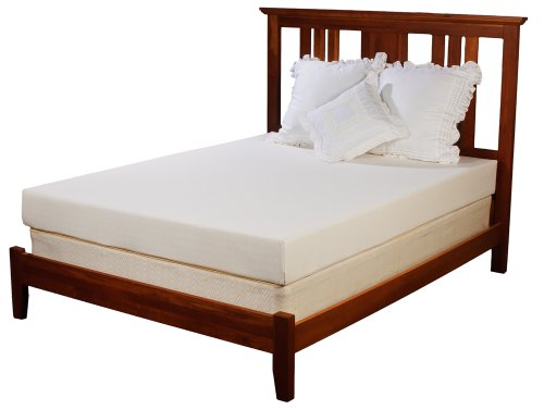 Serenia Sleep 7 Inch Memory Foam Mattress Made In The Usa