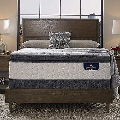Serta Perfect Sleeper Super Pillow Top Queen Mattress