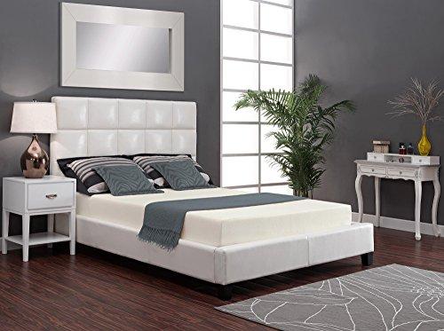 Signature Sleep Memoir 8 Inch Memory Foam Mattress With Low Voc