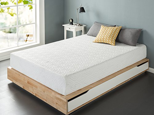 Zinus 10 Inch Gel Memory Foam Liberty Mattress Made In